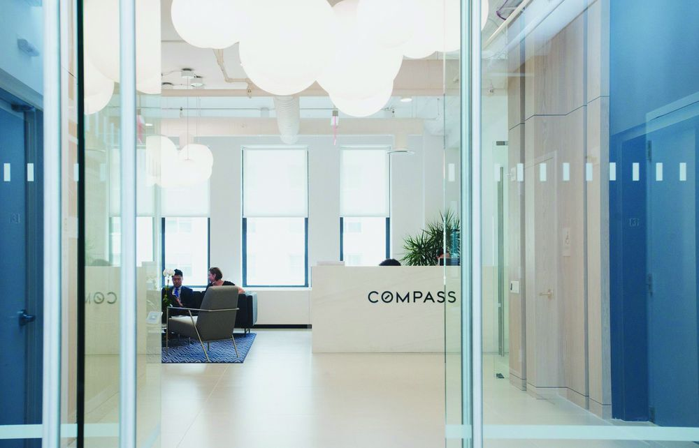 Compass' offices