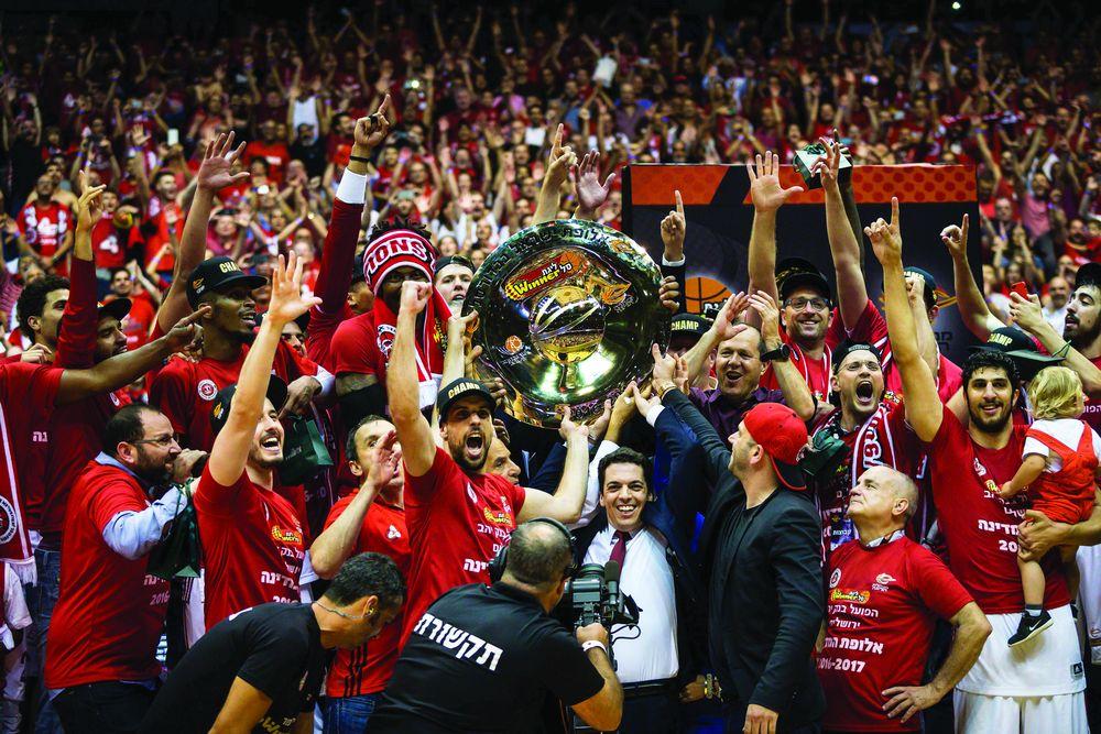 Hapoel's championship