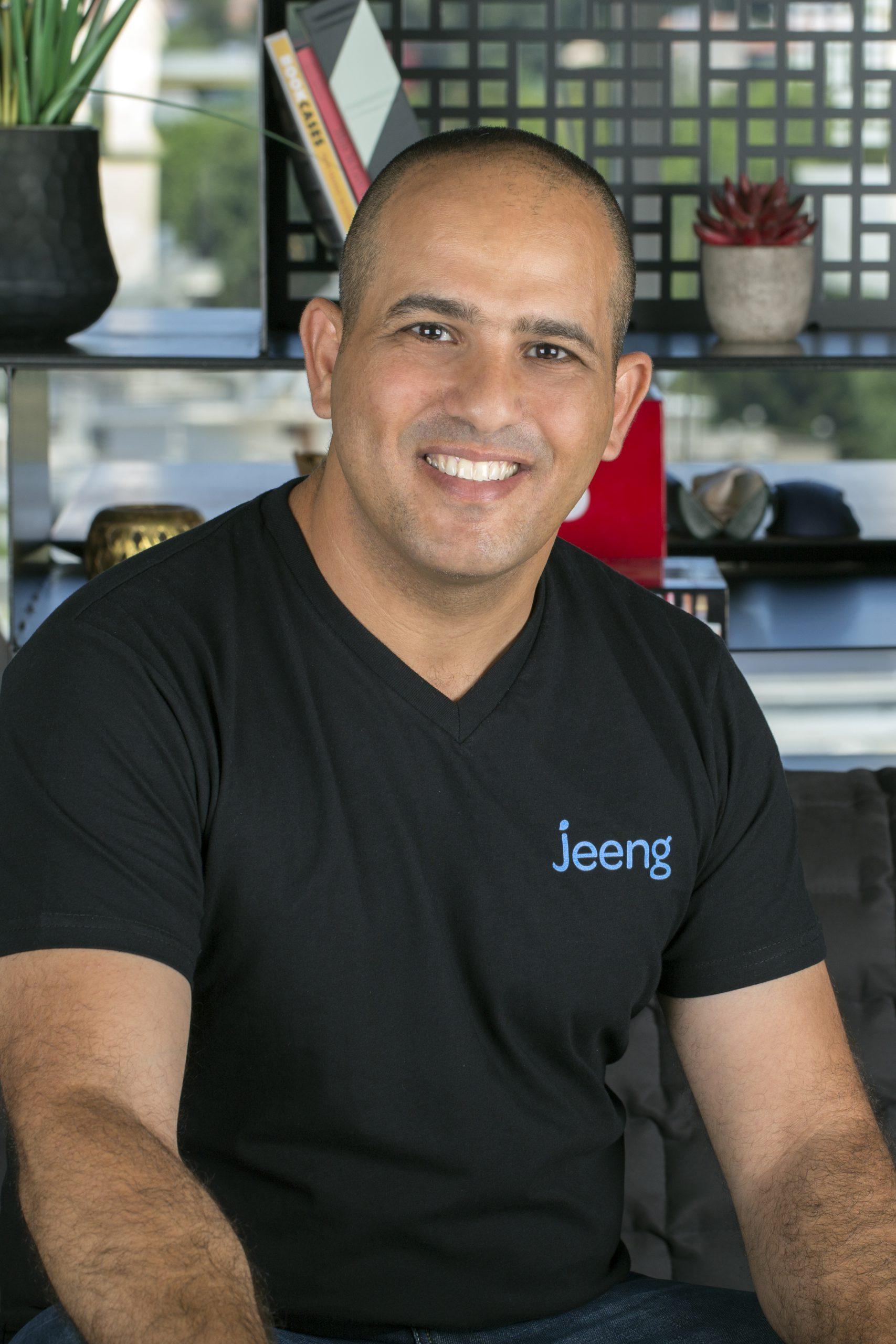 Shlomi Haybi, Jeenq, CEO