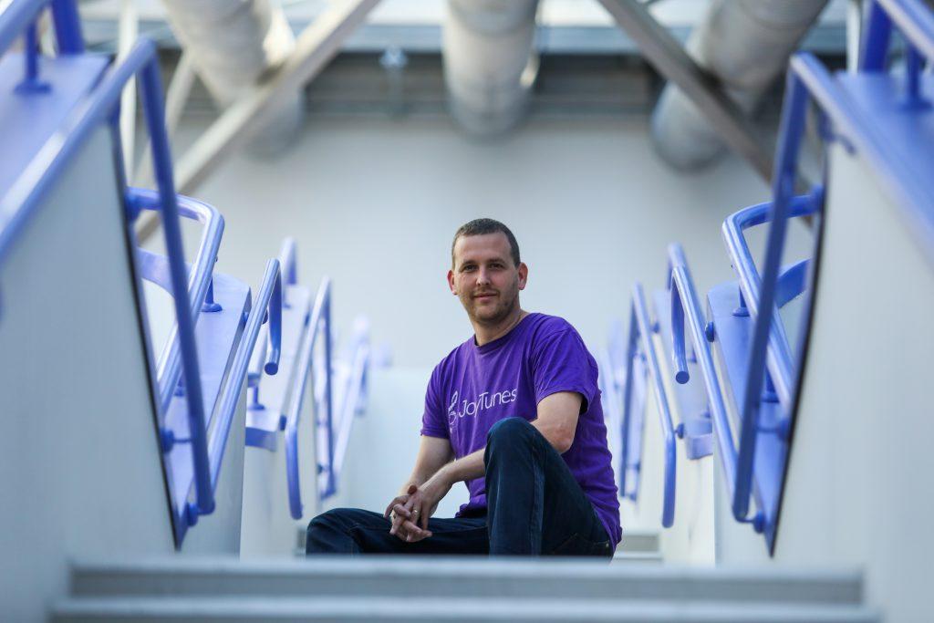 joytunes founder yuval kaminka by shlomi yosef