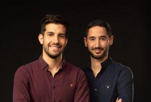 Axis Security founder: Dor Knafo and Gil Azrielinet | Photo: Nir Slakman