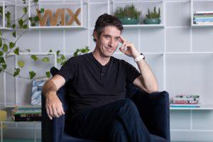 Nir Zohar, WIX president By Alan Tzatzkin