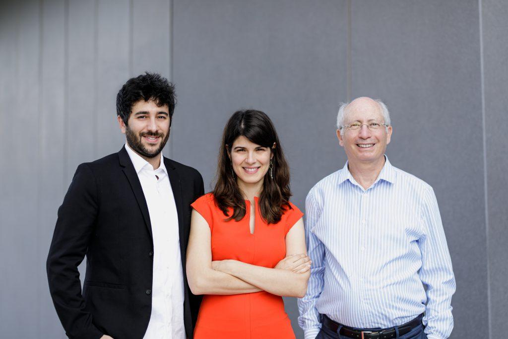 Diagnostic Robotics founders   Photo: Omer Hacohen