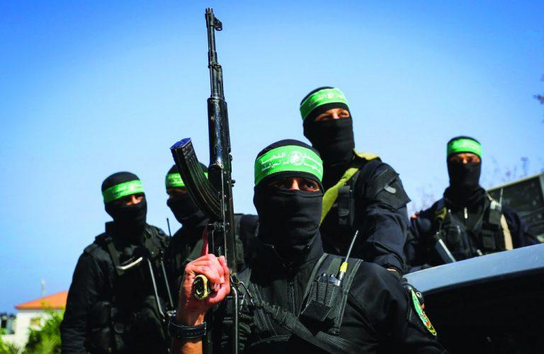 Hamas   Photo: Abed Rahim Khatib/Flash90