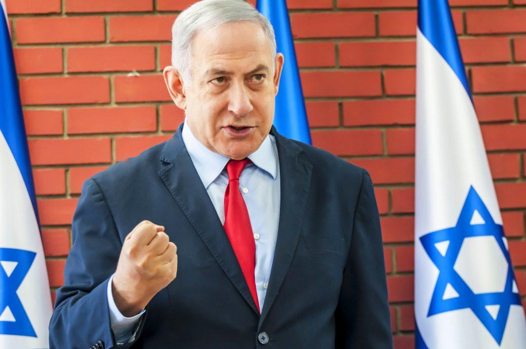 Benjamin Netanyahu | by: Shutterstock