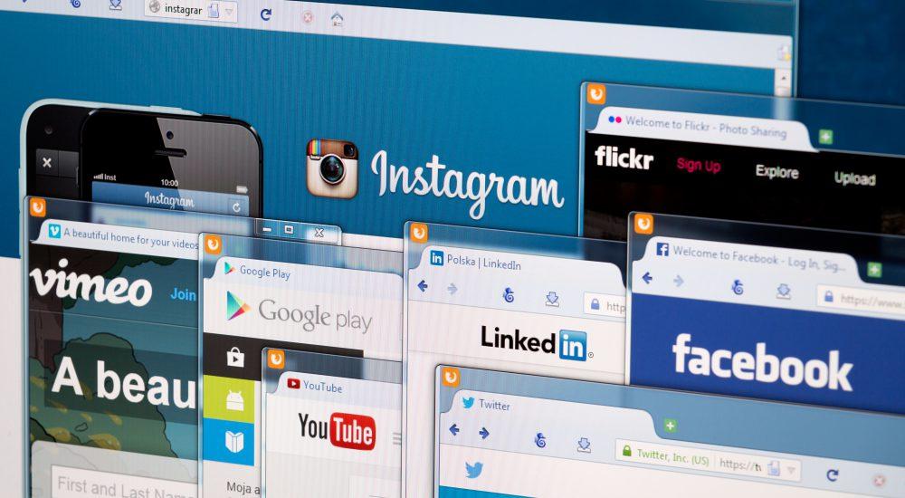 Social media | by Shutterstock