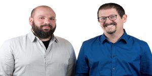 Zencity foundersL eyal feder Levy and Ido Ivry