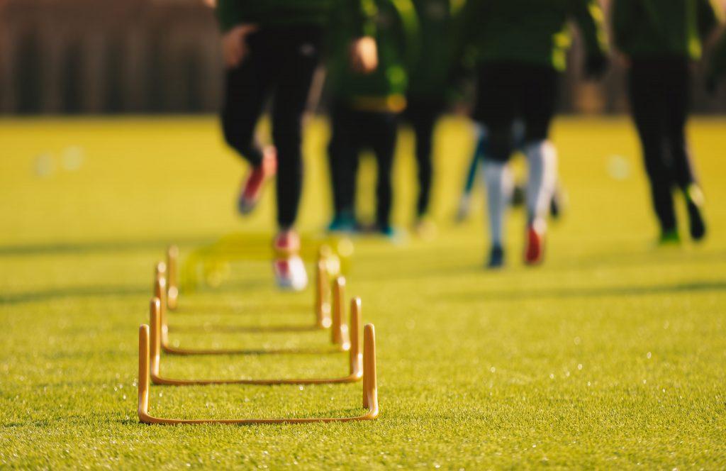 Sports practice by Shutterstock