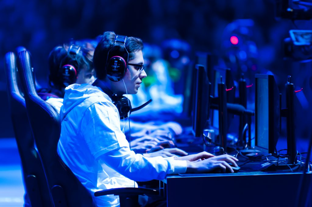 Gaming by Shutterstock