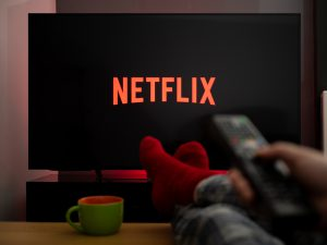 Netflix by Shutterstock