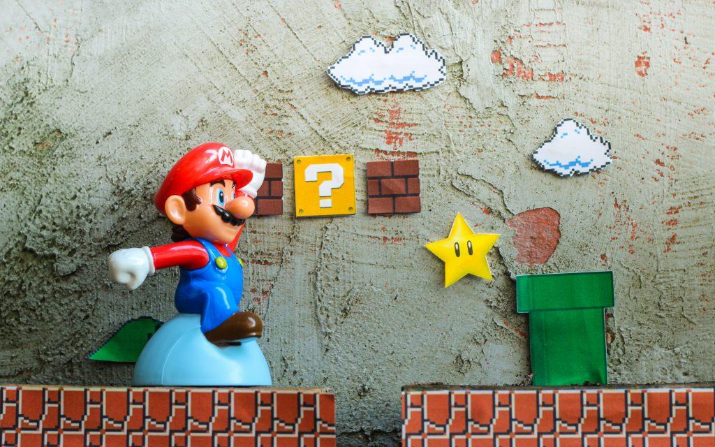 Super Mario Bros by Nintendo | Shutterstock