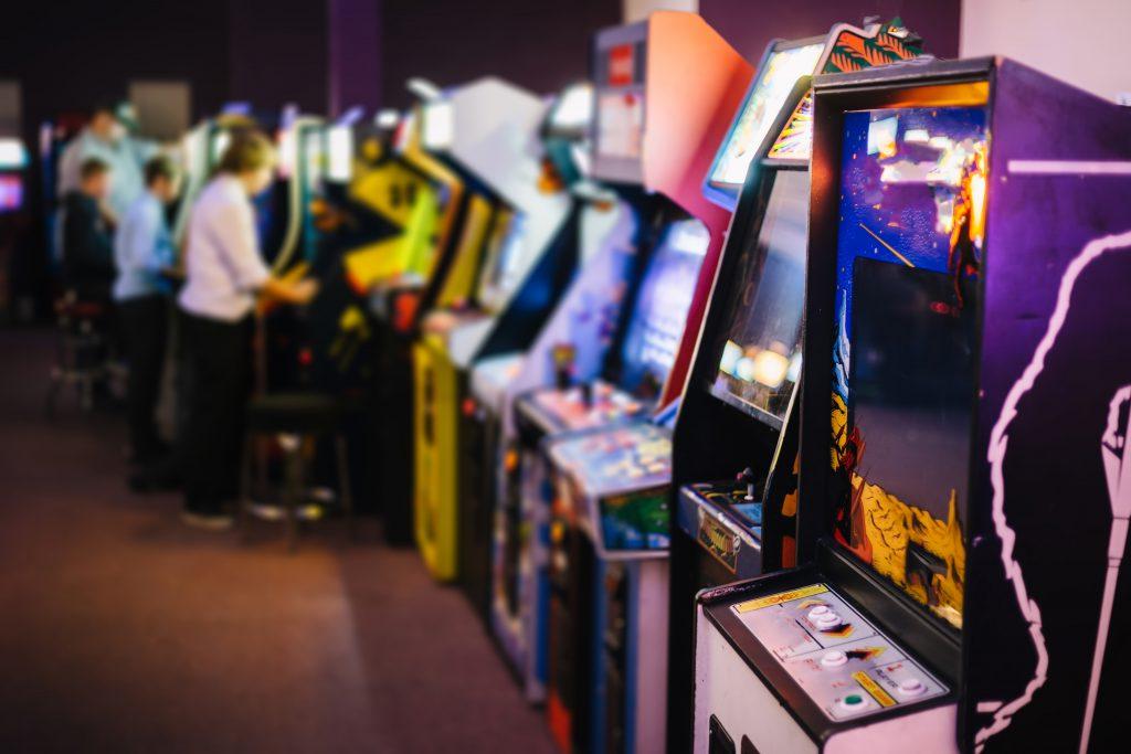Arcade games | Shutterstock