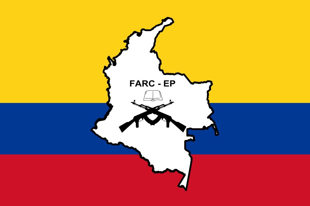 דגל FARC