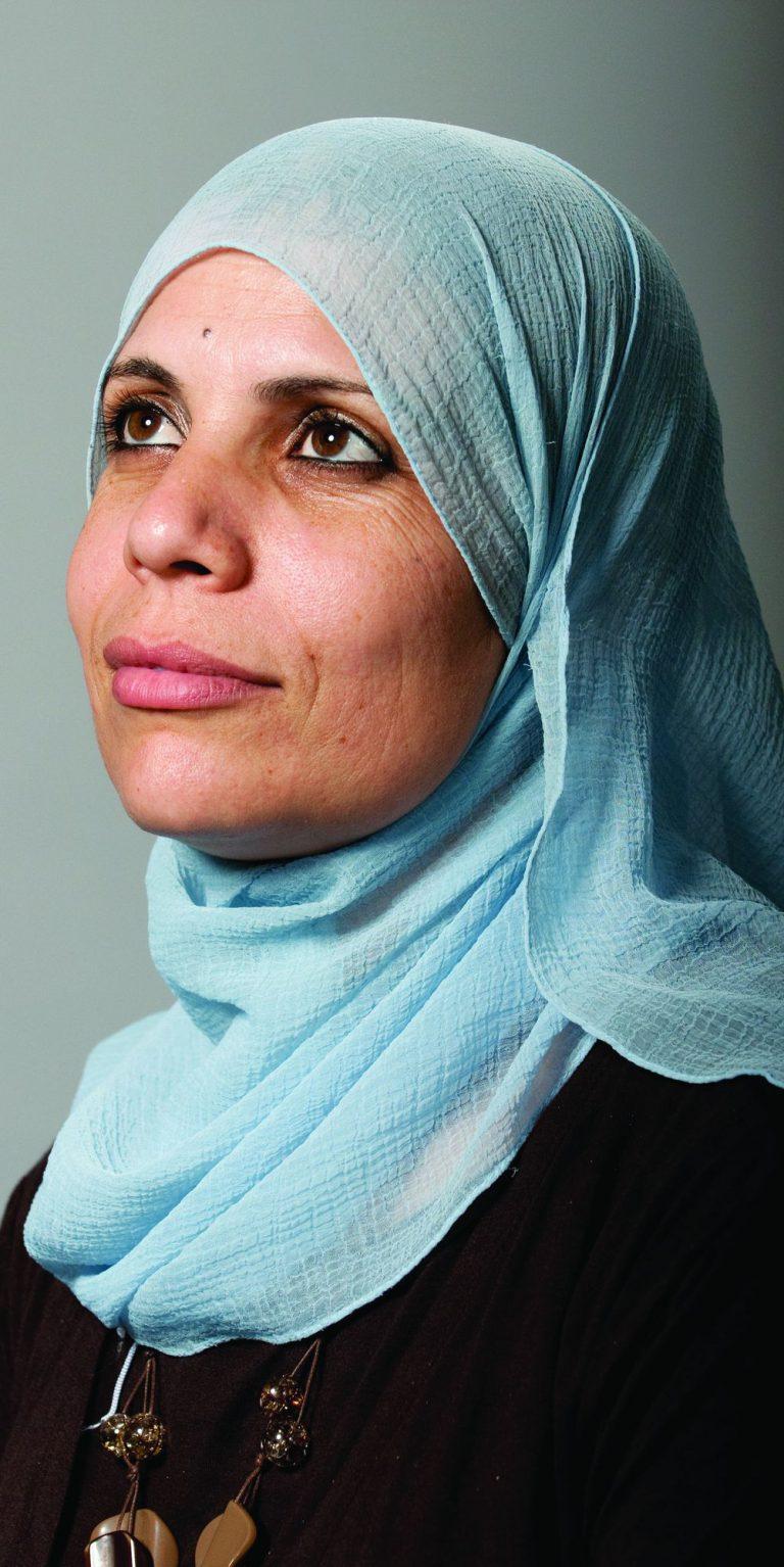סארה אבו כף. צילום: דני מכליס