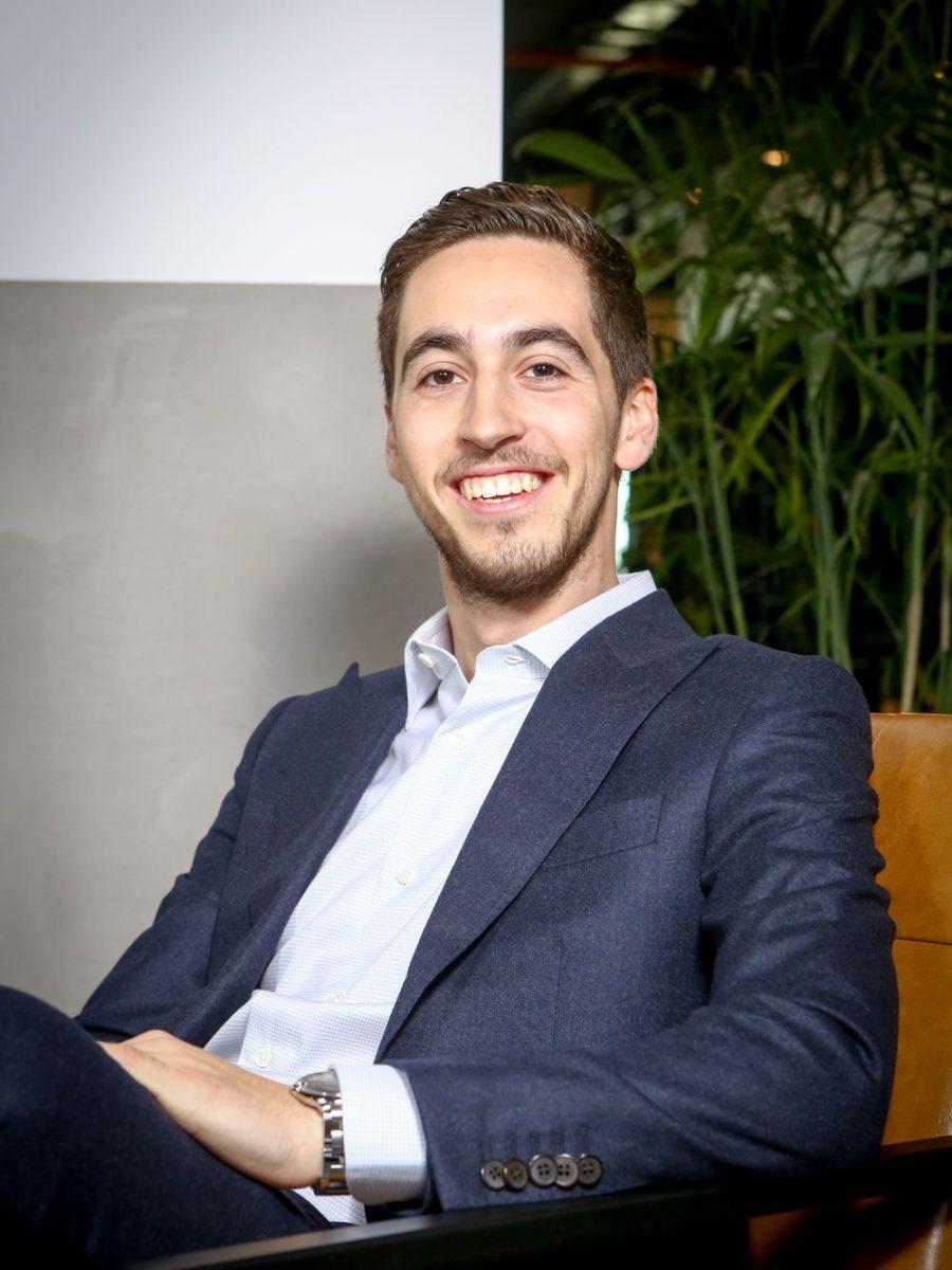 דניאל אריסון דורסמן, צילום: שלומי יוסף
