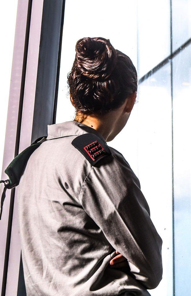 סרן שי, צילום: שלומי יוסף
