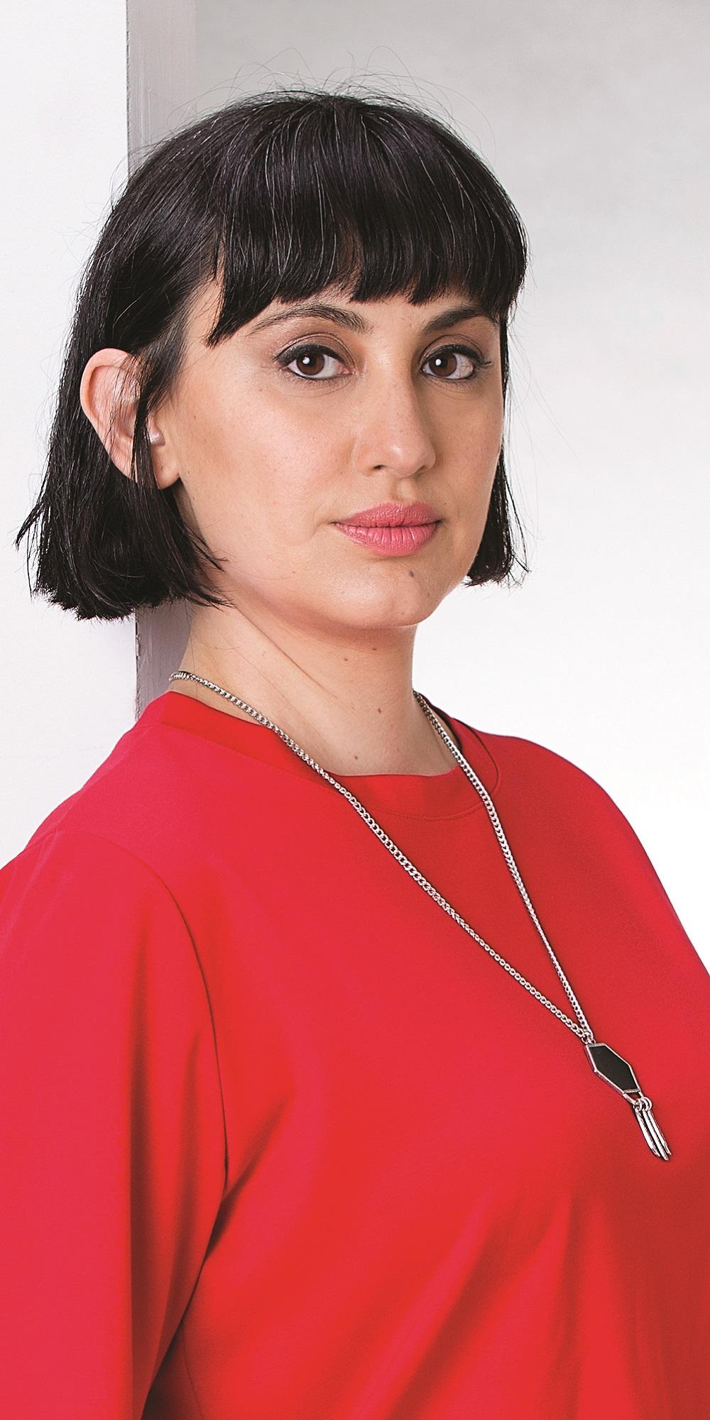 קרינה אודינייב   צילום: ענבל מרמרי