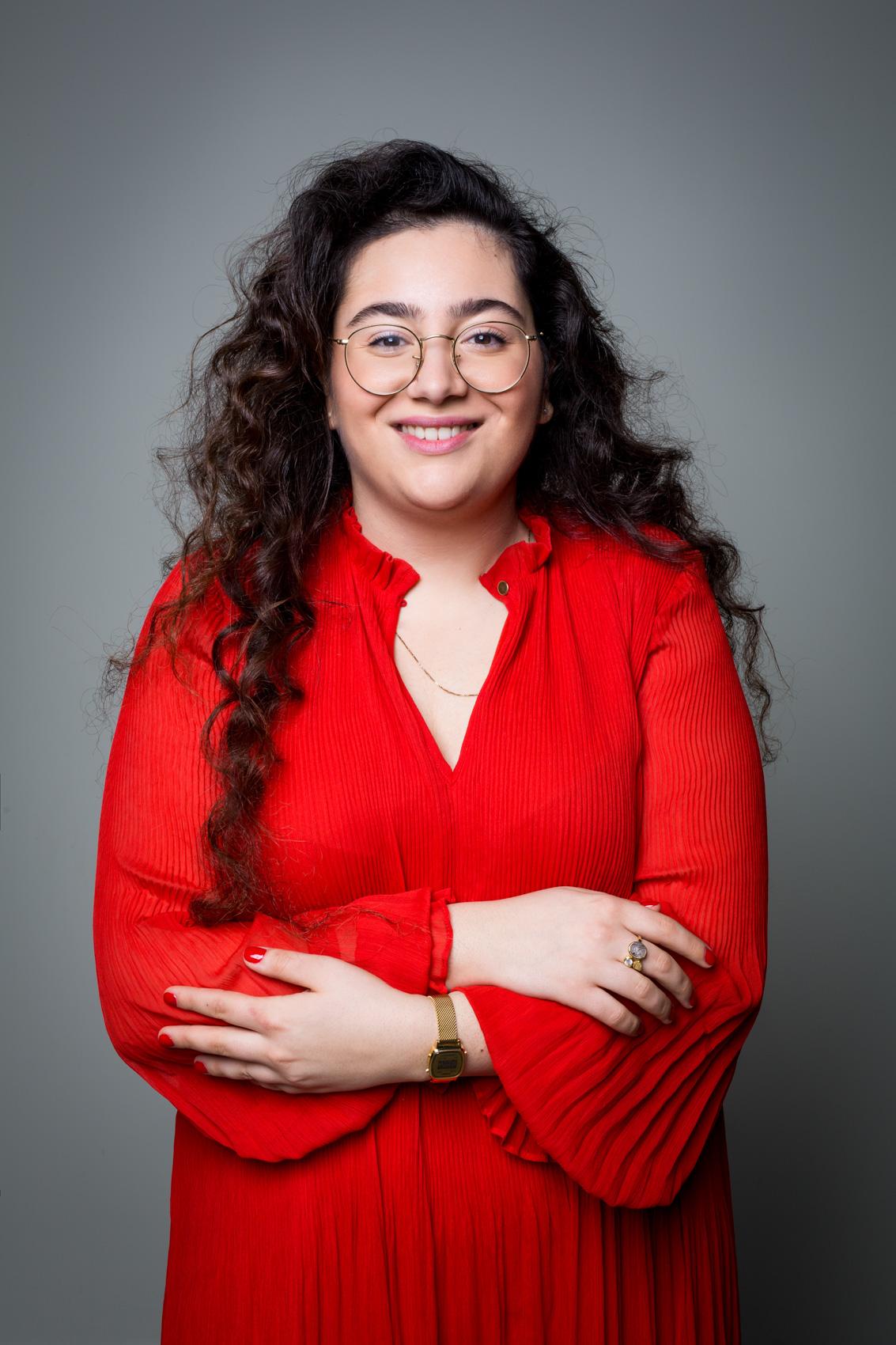 טליה צורף, צילום: ניר סלקמן