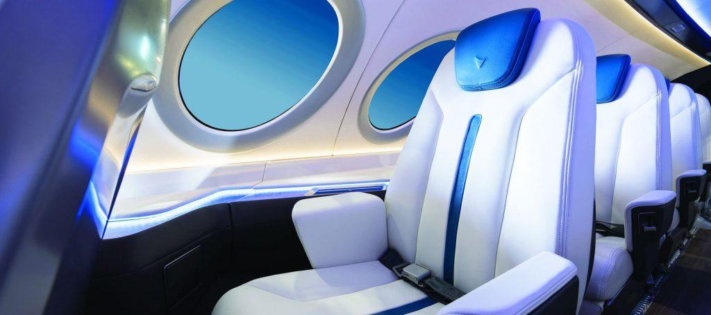 """""""אליס"""". 11 מושבים וטווח טיסה של עד 1,000 ק""""מ. צילום: Jean-Marie Liot"""