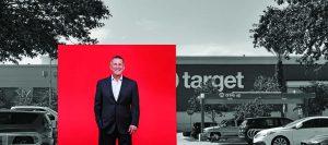 """מנכ""""ל טארגט, בריאן קורנל. צילום: Jamel Toppin"""