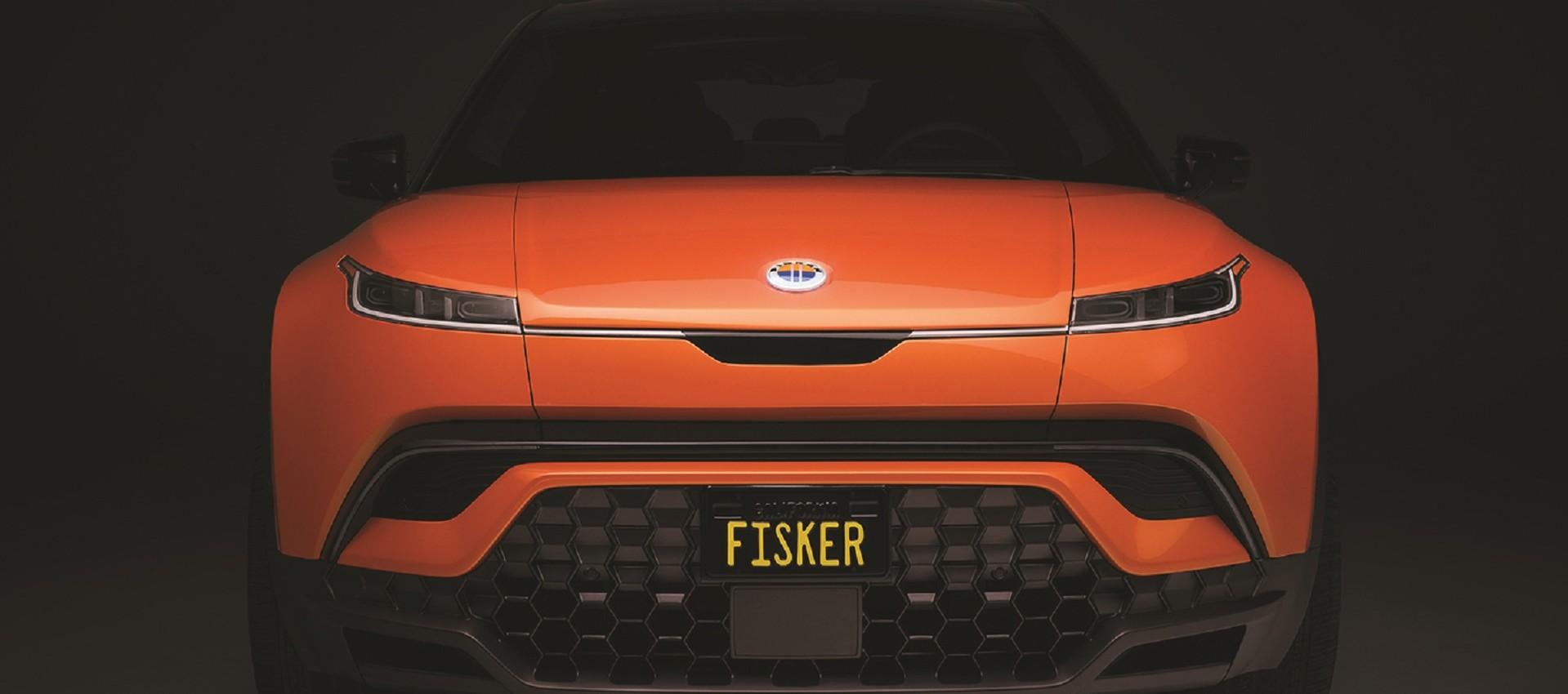Fisker Ocean. רכב שטח המופעל באמצעות סוללות שיימכר במחיר של 38 אלף דולר. צילום: Fisker