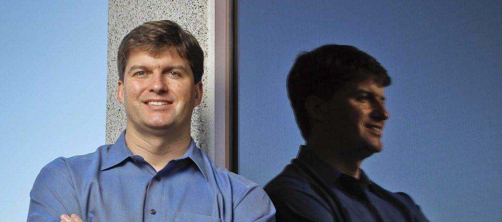 """ד""""ר ברי. מהלך שלו עזר לבסוף לחולל את אחת מההסתחררויות הפיננסיות המטורפות בהיסטוריה. צילום: GettyImages"""