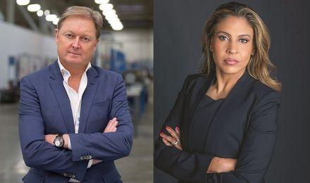 סיבוב שני: הכירו את זוג המיליארדרים מאחורי מותג הרכב החשמלי Fisker