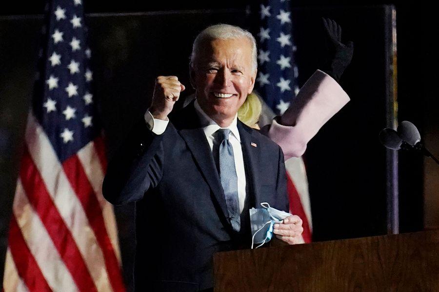 הנשיא הנבחר ביידן צפוי לקדם חבילת תמריצים רחבה נוספת, מהלך אשר אמור לדחוף לצמיחה חזקה יותר של המשק האמריקאי. צילום: shutterstock