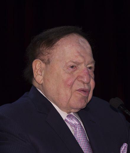 המיליארדר שלדון אדלסון נפטר ממחלת הסרטן בגיל 87