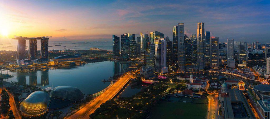 סינגפור. למרות שהגיעה למומות גבוהים בשניים מתוך 3 הדירוגים, עדיין סיימה רק במקום ה-25 ברשימה. צילום: shutterstock