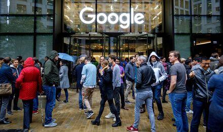 """""""הספיק לנו"""": זה מה שעשו עובדי גוגל שלא הסכימו עם מדיניות החברה"""