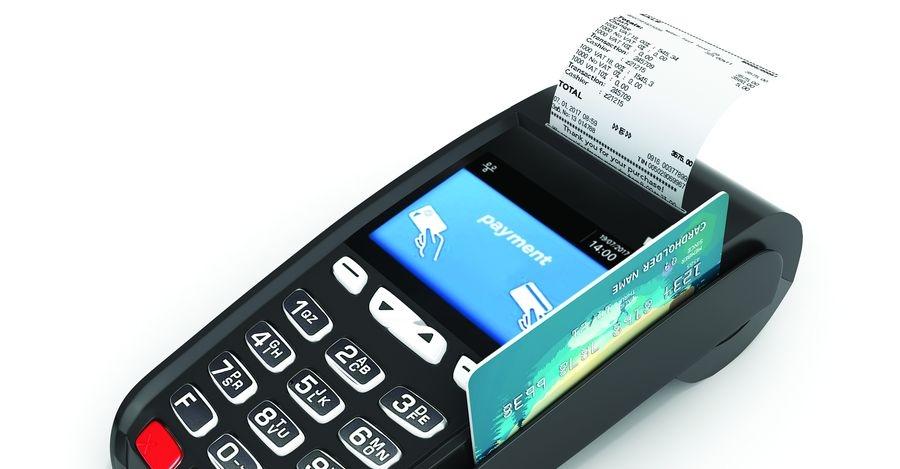 סולק כרטיסי אשראי. משם הכל התחיל. צילום: shutterstock