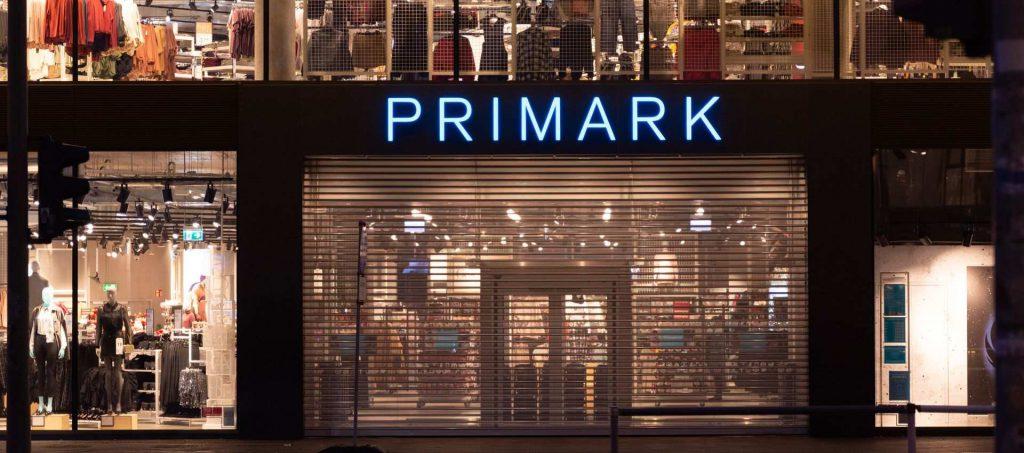 חנות סגורה של פריימרק בגרמניה. צילום: shutterstock