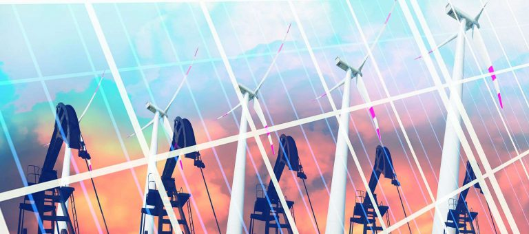המעבר לאנרגיה מתחדשת נמצא בעיצומו, אך השינוי לא מתבצע במהירות הרצויה. צילום: shutterstock