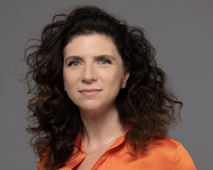 """אורנה קליינמן, מנכ""""לית מרכז פיתוח סאפ ישראל. צילום: שי יחזקאל"""