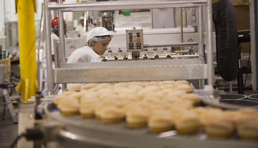 """מאפיית הלחמניות של הרינגטון. """"הקורונה היא זמן טוב להתארגן מחדש"""". צילום: The Bakery Cos"""