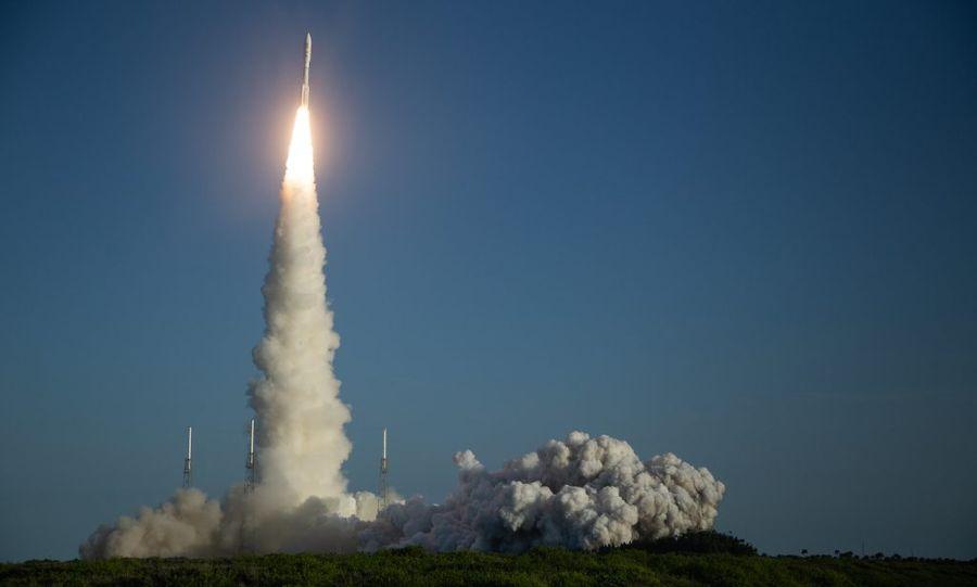 שיגור החללית של נאסא שצפויה לנחות ב-18 לפברואר על המאדים. צילום: NASA.com