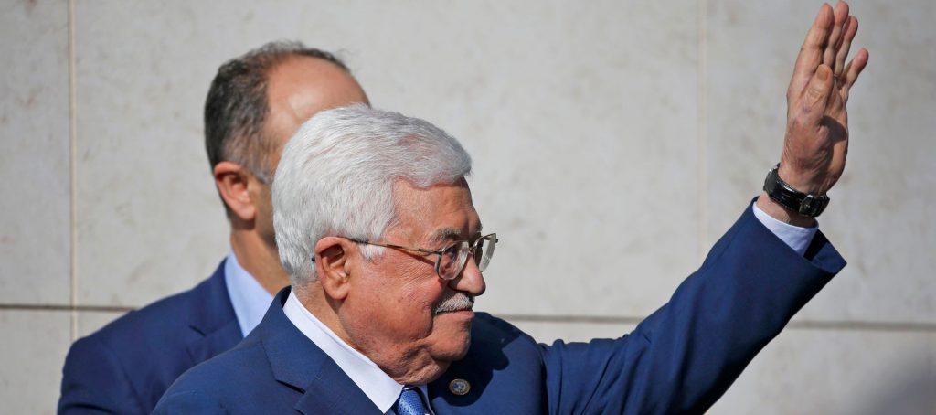 אבו מאזן. נאלץ לקחת הימור על הבחירות כדי לשלוט בסיטואציה. צילום: Abbas Momani-GettyImages