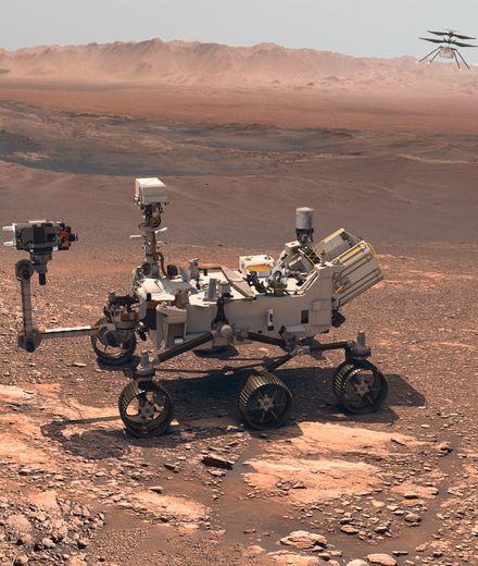 ממאדים לאוטו שלכם: 5 טכנולוגיות שיגיעו אלינו הישר מרכבי החלל