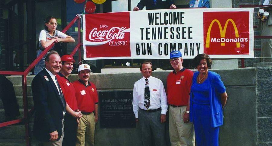 הפתיחה החגיגית של מהאפייה ב־Tennessee