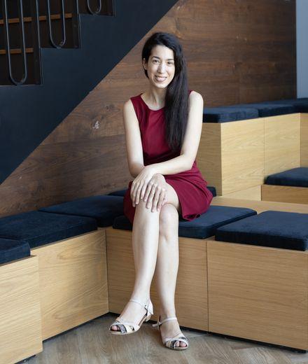 המדענית הצעירה שרותמת את הבינה המלאכותית לטובת הרפואה