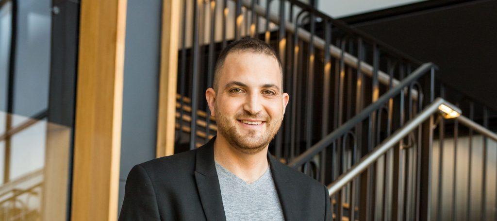 עמרי שיינין, מייסד שותף, MeaTech. צילום: ניר סלקמן