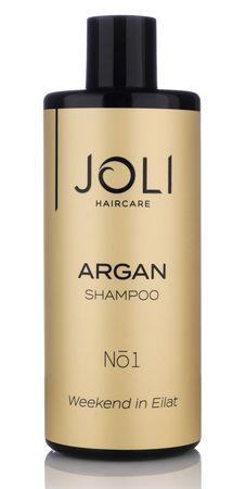 """JOLI HAIR CARE שמפו מתוך מארז """"סוף שבוע באילת"""" בתוספת קרטין. צילום: יח""""צ"""