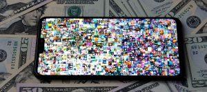 אילוסטרציה NFT. צילום: Shutterstock