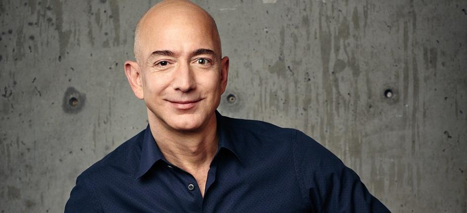 ג'ף בזוס. צילום: Amazon