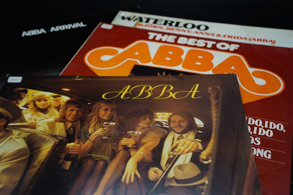 להקת ABBA. צילום: Shutterstock