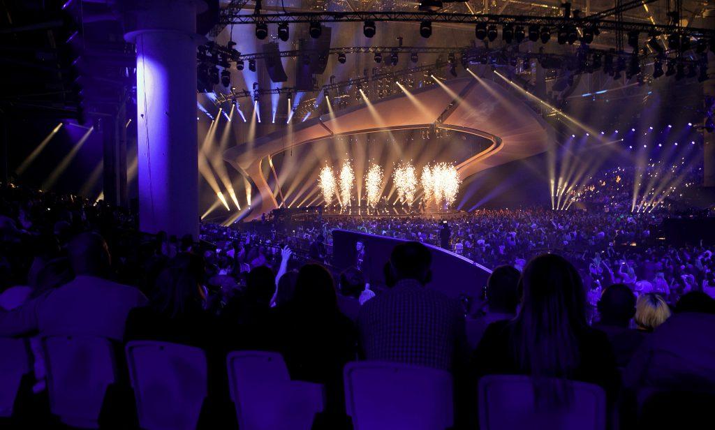 אירוויזיון 2017. צילום: Shutterstcok