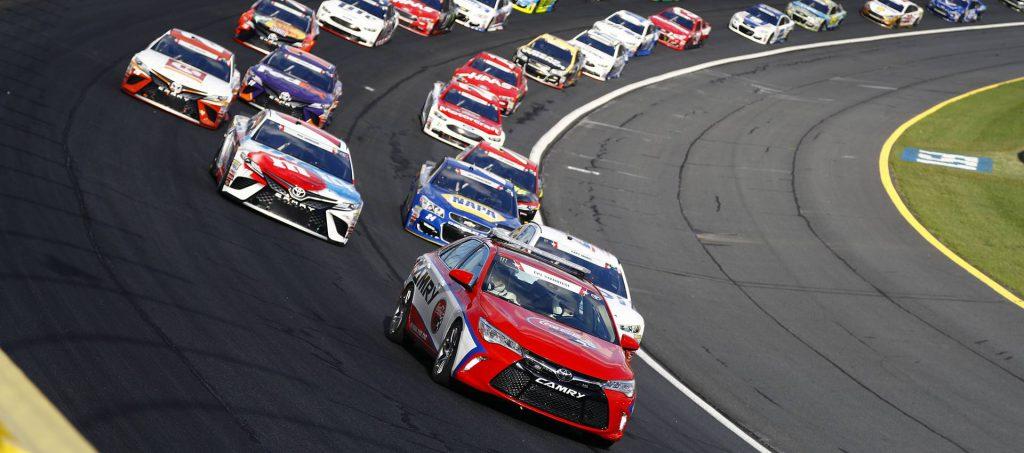 המירוץ. מכוניות. נאסקאר. צילום: shutterstock