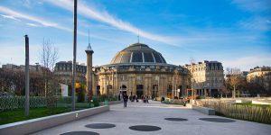 מוזיאון Bourse De Commerce בפריז. צילום: shutterstock