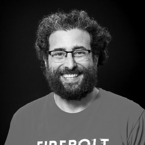 """מנכ""""ל Firebolt - אלדד פרקש. צילום: שלומי יוסף"""